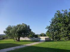 The amazing garden of Trullo Fumarola.