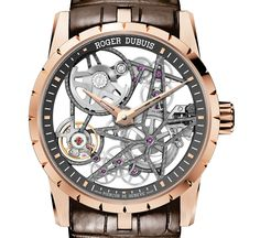 Watches by SJX: Pre-SIHH 2015: Introducing The Roger Dubuis Excali...