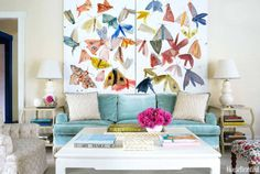 12 Luxe Living Room Designs