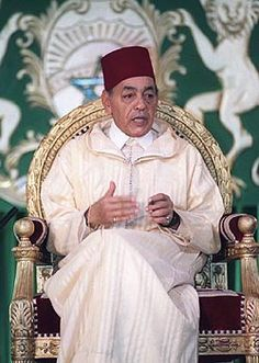 King Hassan II was the King of Morocco from 1961 till his death in 1999. He was the 21st Monarch of the Alaouite Dynasty. Hassan II was born in Rabat, Morocco on July 9, 1929. From his childhood, he was prepared by his father, the late His Majesty Mohammed V, for the responsabilities he was later to assume as he was the right hand to the King in Affairs of State.