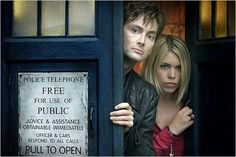 The Doctor & Rose (Doctor Who)