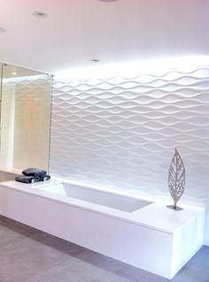 Master Bathroom remodel.  #porcelanosa #tile #modern