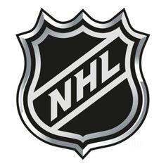 NHL Team Logo Wall Decal - 64-64250