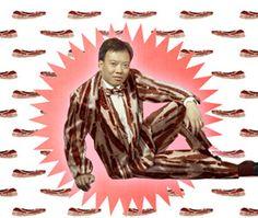 bacon suit - suave