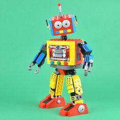 LEGO Creator - Clockwork Robot (31040) | by Adeel Zubair