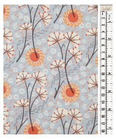 Winter Stem by Angie Lewin for Liberty of London