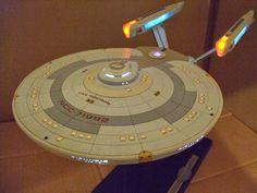 Scotty Star Trek, Star Trek 1, Star Trek Ships, Star Trek Models, Sci Fi Models, Enterprise Model, Star Trek Enterprise, Sci Fi Spaceships, Star Trek Characters