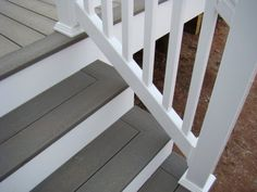 Trex Deck Stairs Patio 61 Ideas 2019 Trex Deck Stairs Patio 61 Ideas The post Trex Deck Stairs Patio 61 Ideas 2019 appeared first on Deck ideas. Front Porch Stairs, Deck Stair Railing, Entryway Stairs, Redo Stairs, Side Porch, Balcony Railing, Patio Steps, Cool Deck, Diy Deck