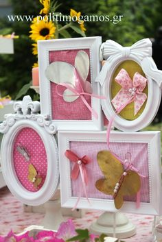 Visit the post for more. Shabby Chic Homes, Baby Girl Fashion, Baby Shower Themes, Christening, Kids Bedroom, Diy And Crafts, Baby Kids, Confetti, Frame