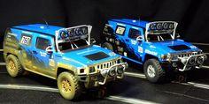 SCX Hummer H3 SUV - SlotForum Hummer H3, Slot Cars, Monster Trucks, Vehicles, Slot Car Tracks, Car, Vehicle, Tools