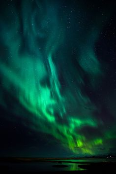 Northern Lights 10.9.13 by greenzowie
