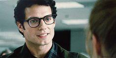 Henry Cavill as Clark Kent - Man Of Steel