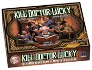 Kill Doctor Lucky is one of our newest finds (I know, I know).  It's a bit like Clue, but instead of trying to figure out who the murderer is, you're trying to be the one who commits the murder.