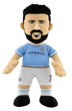 Poupluche David Villa 25 cm - New York City FC - Saison 2015 - 22,00 €