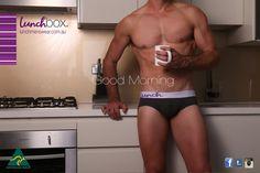 Wake up feeling perky in LunchBox underwear by... - Lunch Underwear