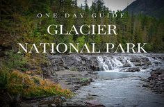 Can you explore Glacier National Park in a day? We think you can so find out what we experienced in less than a day despite Logan Pass being closed!