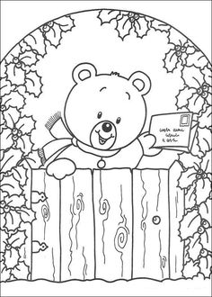 post-man-coloring-page