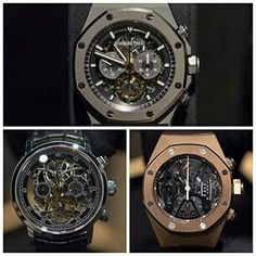 Audemars SIHH 2015 New releases