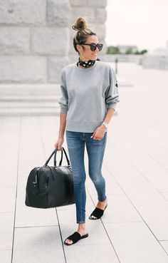 5 Style Staples You Should Always Pack for Fall Travel via Brit   Co