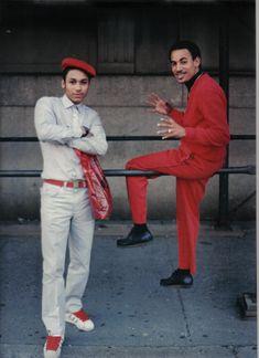 Homeboys, 1980 | Ph: Jamel Shabazz