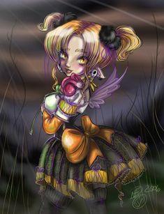 Spooky Cute  by ~NoFlutter  Manga & Anime / Digital Media / Drawings©2006-2012 ~NoFlutter