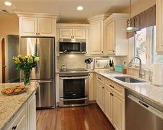 Popular White Kitchen Design