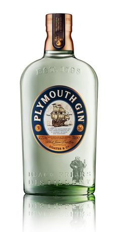 Plymouth Original Strength Dry Gin (1 x 0.7 l): Amazon.de: Bier, Wein & Spirituosen