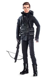 The Hunger Games: Mockingjay—Part 2 Gale Doll