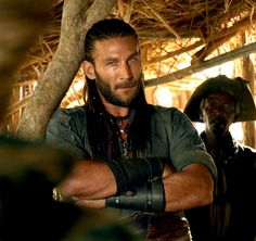 That's why I loved you... and you destroyed me — Charles Vane // 3x07.