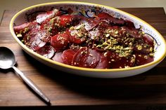 Roasted Beet Salad - Under The Tuscan Gun