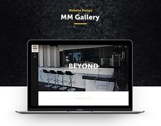 """Check out new work on my @Behance portfolio: """"MM Gallery (Website Redesign and Microsite)"""" http://be.net/gallery/50992983/MM-Gallery-(Website-Redesign-and-Microsite)"""