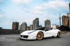 Ferrari 458 Italia by Liberty Walk
