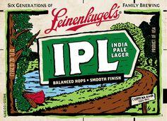 mybeerbuzz.com - Bringing Good Beers & Good People Together...: Leinenkugel's IPL 12oz Bottles