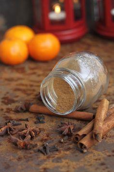 Smakowity Blog Kulinarny: Przyprawa korzenna do pierników