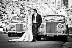 Classic Two Tone Rolls Royce wedding cars wedding-car-photo-s