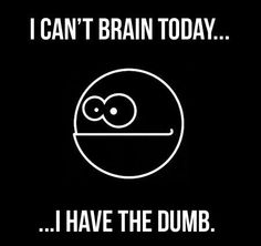 A.K.A. - Tater has the brain cell today.