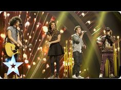 ▶ Luminites sing 'Hurt So Good' and sing it sooo good | Final 2013 | Britain's Got Talent 2013 - YouTube