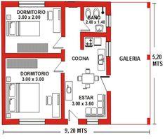 Resultado de imagen para planos de complejo de cabañas