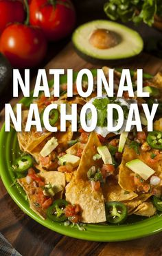 National Nacho Day is November 6. Is there a holiday for every day of the year? http://www.recapo.com/today-show/today-show-news/today-national-nacho-day-chases-calendar-events-daily-holidays/
