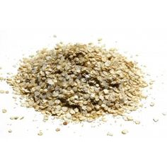 "Organic Quinoa ""Flakes""  $5.48 12oz."