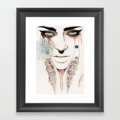Nobody's Child Framed Art Print