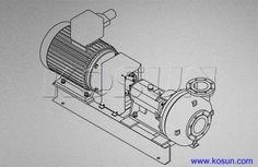 KOSUN Centrifugal pump, www.kosun.com
