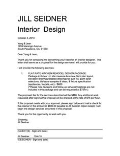 Image for interior design quotation sample interiors in - Interior design business plan sample ...