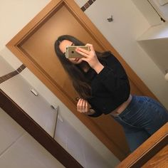 Image about girl in mirror pics by 𝔩𝔬𝔰𝔱 on We Heart It Tumblr Photography, Photography Poses, Blue Photography, Girl Photo Poses, Girl Photos, Leila, Mirror Pic, Mirror Selfies, Foto Casual