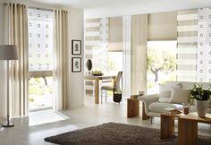 Fenster Urbansteel, Gardinen, Dekostoffe, Vorhang, Wohnstoffe ...