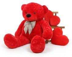 Red Teddy as well as Bear