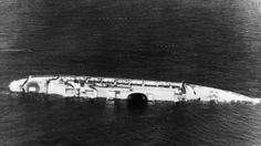 The Andrea Doria sank in 1956 after colliding with another vessel. Officials warn that the trek to visit the wreckage is perilous.
