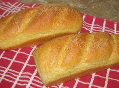 French Bread (for bread machine)