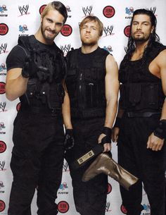 The Shield - The Shield (WWE) Photo (34289521) - Fanpop