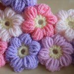 How To Crochet A Puff Flower
